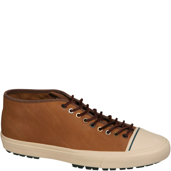 Paul Smith Men's Boerum Trainer- Cognac