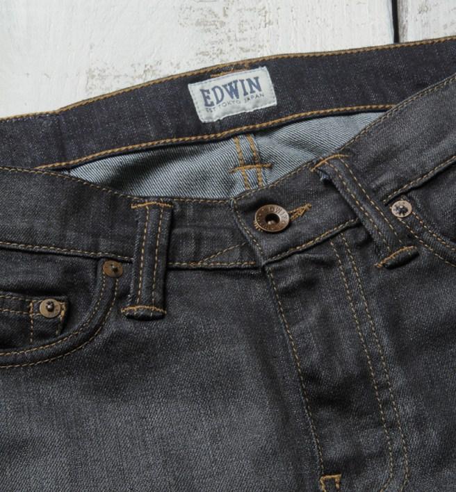 Edwin ED-88 CS Rider Denim Greaser Wash - Super Slim