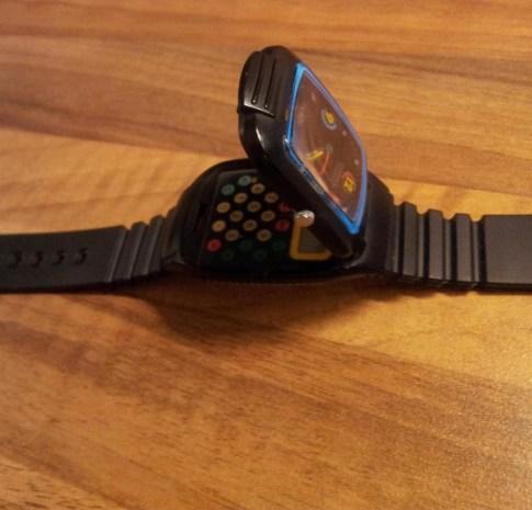 Casio Flip Top Calculator Watch FTP-11