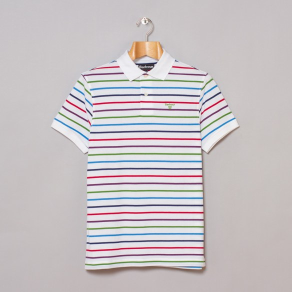 Barbour Browell Stripe Polo