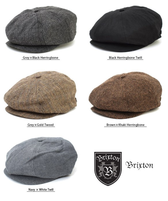The Brixton Brood Cap