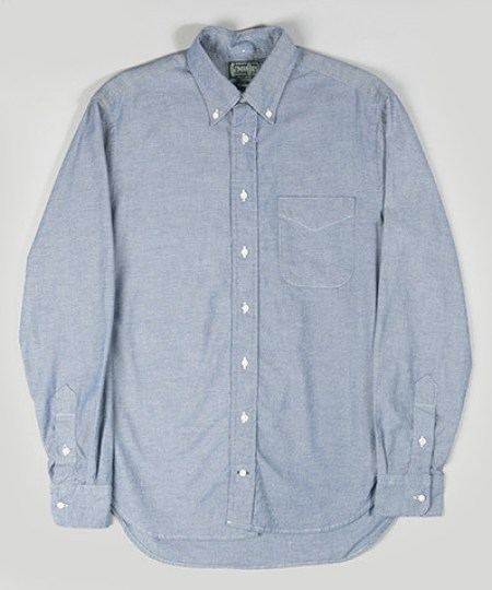 Gitman Portuguese Flannel Dot Shirt