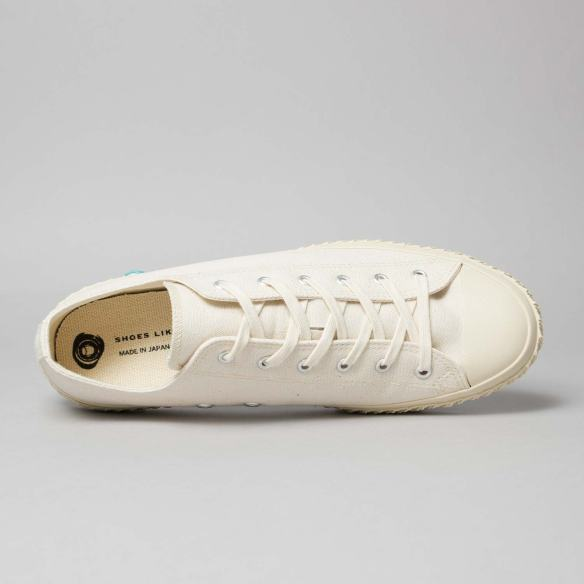 shoes like pottery canvas trainers