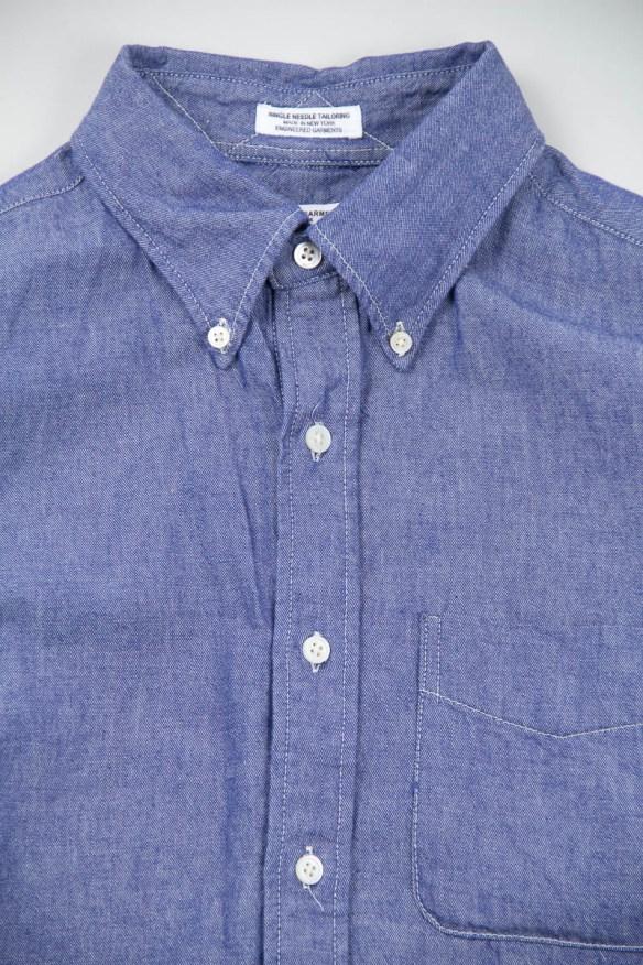 Engineered Garments SS15 Shirts