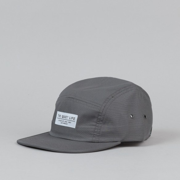 the quiet life 5 panel caps