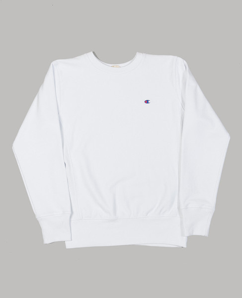 champion clothing reverse weave crewneck