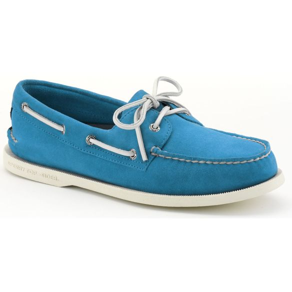 Sperry Topsiders Original Suede Boat Shoes