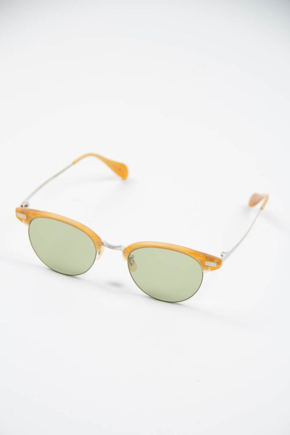 Oliver Peoples Vintage and Clip on Sunglasses