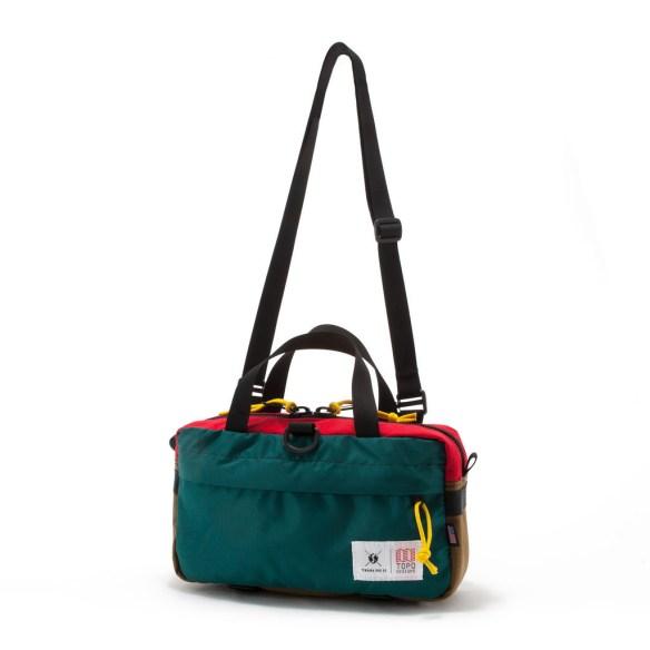 Topo Design X Tenkara Rod Co hip bag