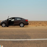 Road Trip in Tunisia – A Car, Two Clumsy Traveller and the Desert