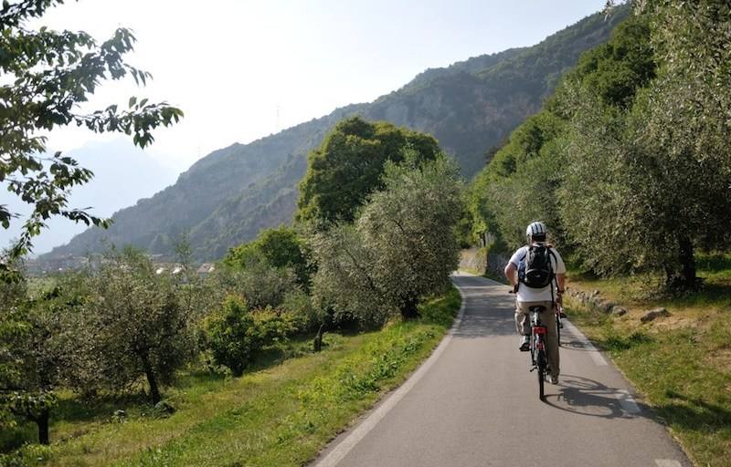 Italy On a Saddle – Bike Tour from Rovereto to Trento