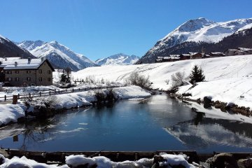 Walking in Livigno