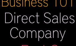 Start A Business Direct Sales Comapny Part 2