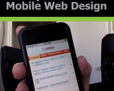 Responsive Vs. Mobile Web Design