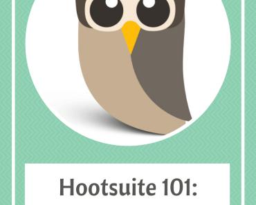 Hootsuite 101: Introduction