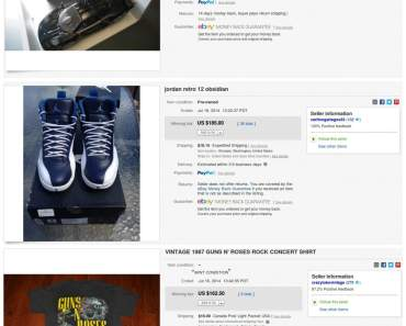Selling as an Auction versus Fixed Price Listing on Ebay