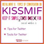 Tips for how to maximize Twitter plus tools you can use to help you manage Twitter.