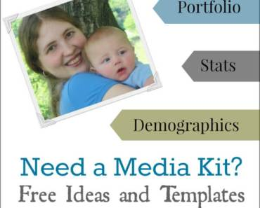 Need a Media Kit? Try These 5 Easy Ideas!