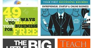 5 FREE Small Business eBooks