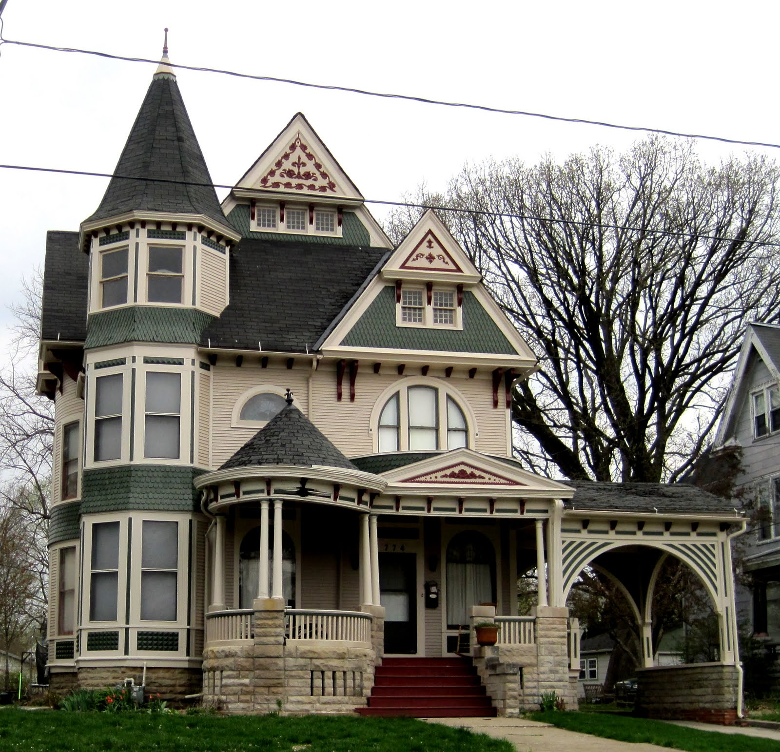 Victorian Farmhouse Architecture Victorian Style Houses Photos