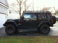Jeep Wrangler Jk Roof Rack, Jeep, Free Engine Image For