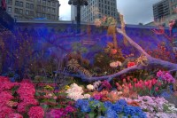 Macys 39th Annual Flower Show: The Painted Garden | THINK ...