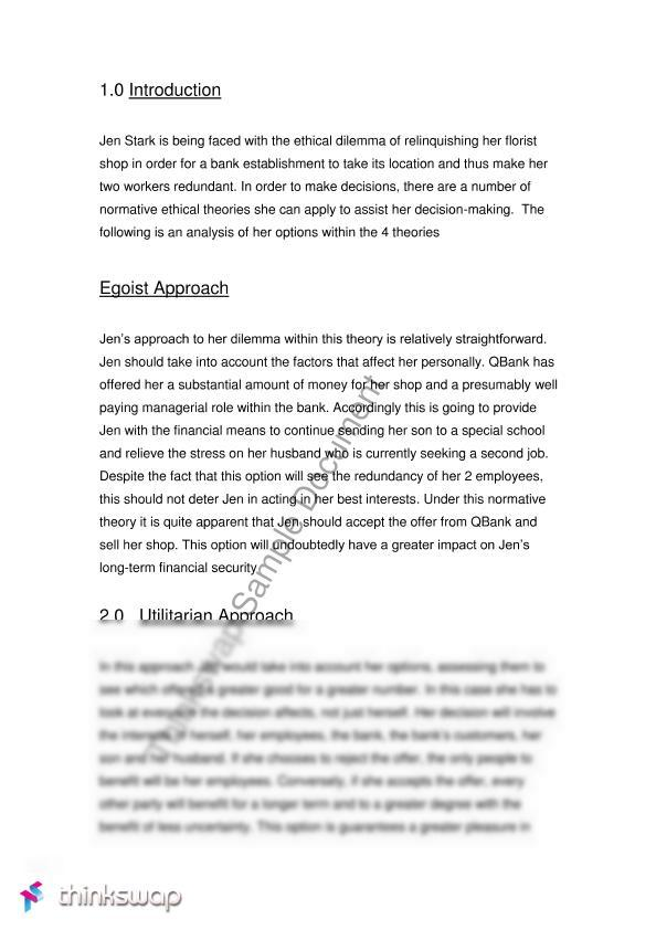 Professional Ethics Case Study Format Case Study Essay Example Docoments Ojazlink