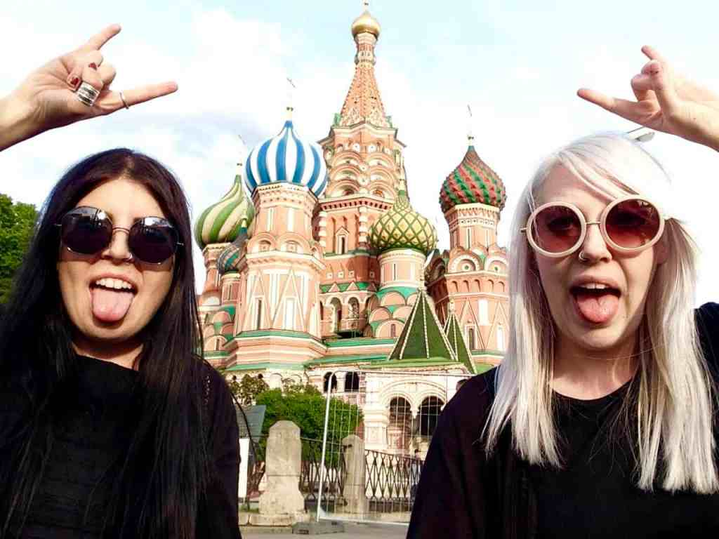 EXPLORING MOSCOW'S RED SQUARE