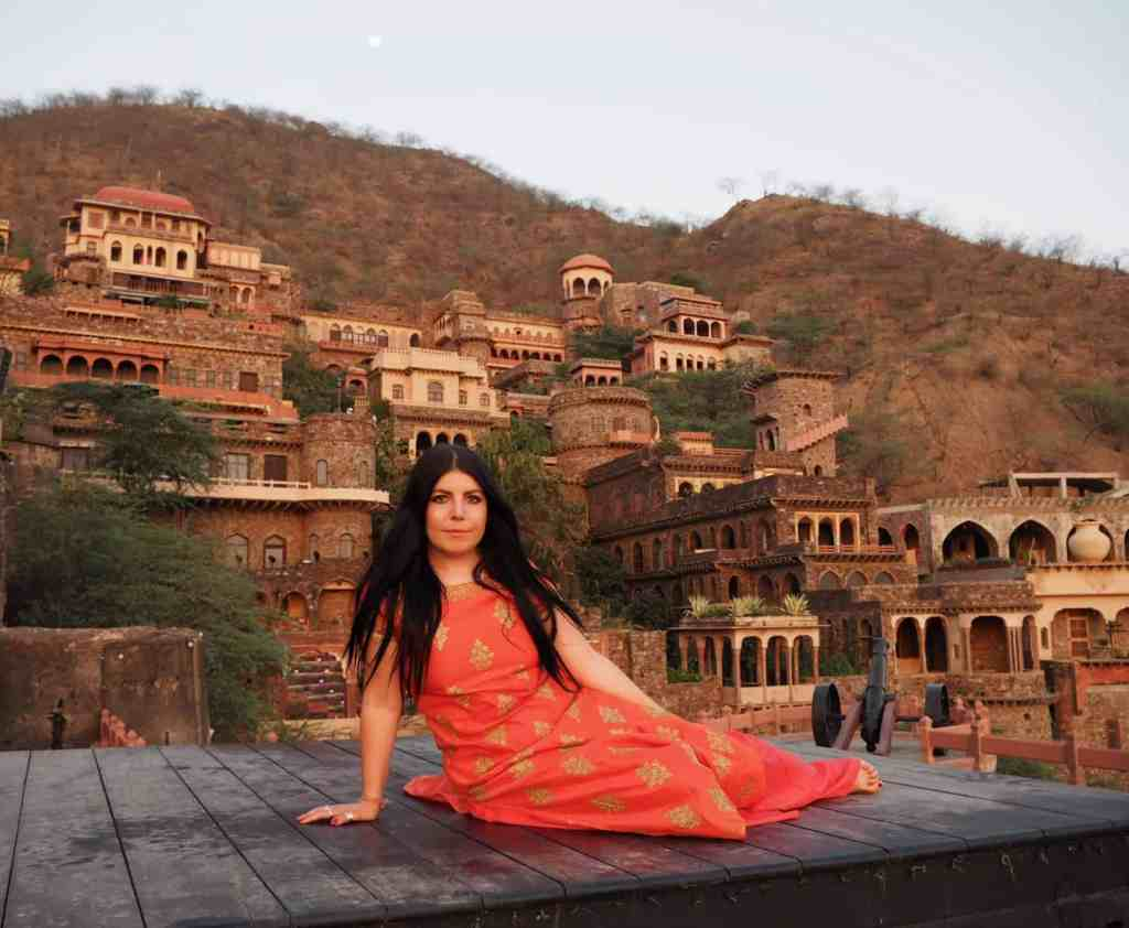 CHECKING IN: NEEMRANA FORT PALACE