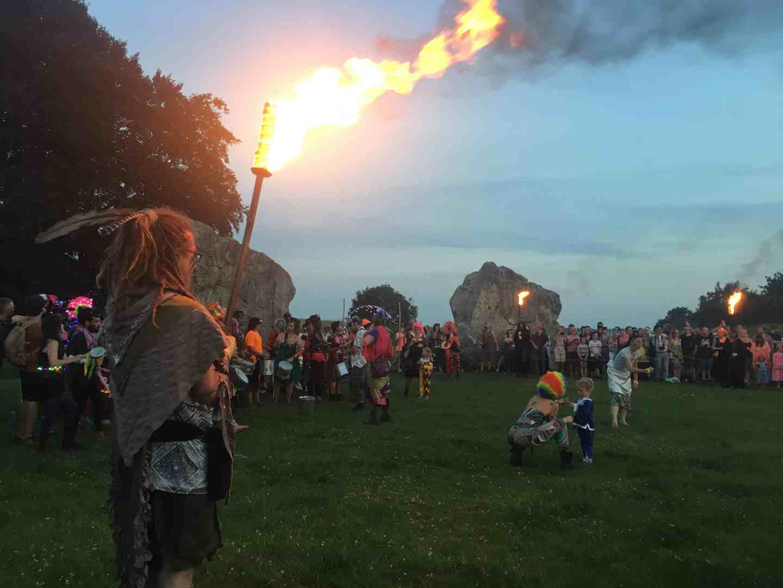 summer solstice avebury