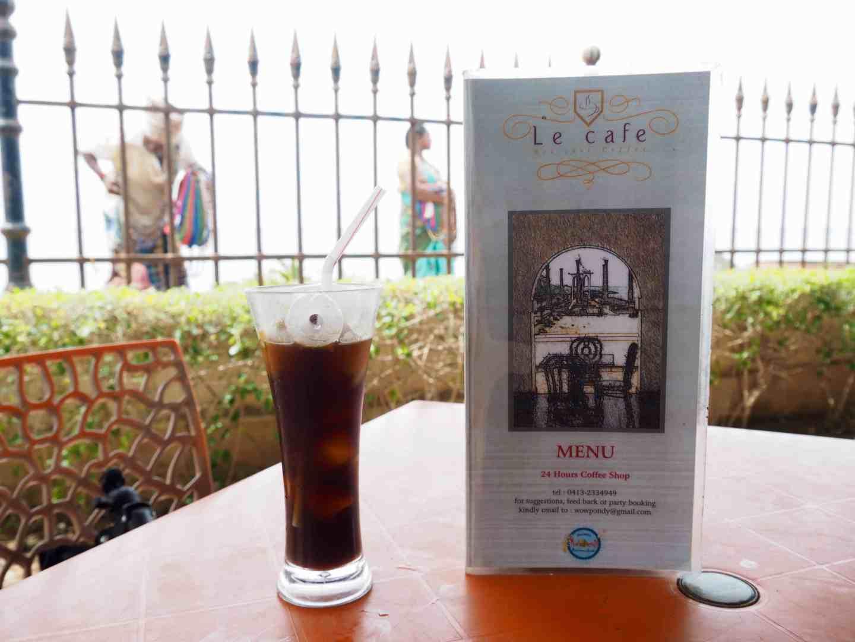 le cafe pondicherry