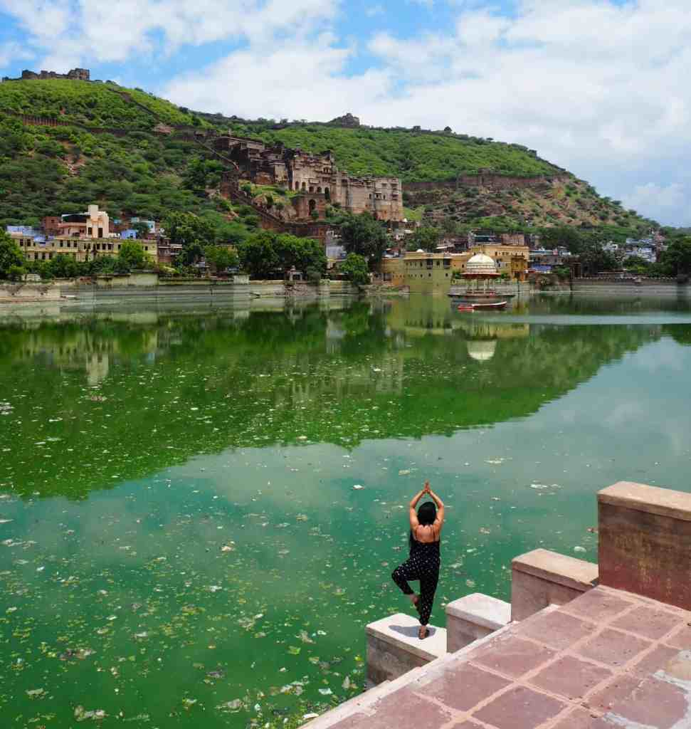 BUNDI: A TRAVEL GUIDE TO INDIA'S SHANTI, SHANTI CITY