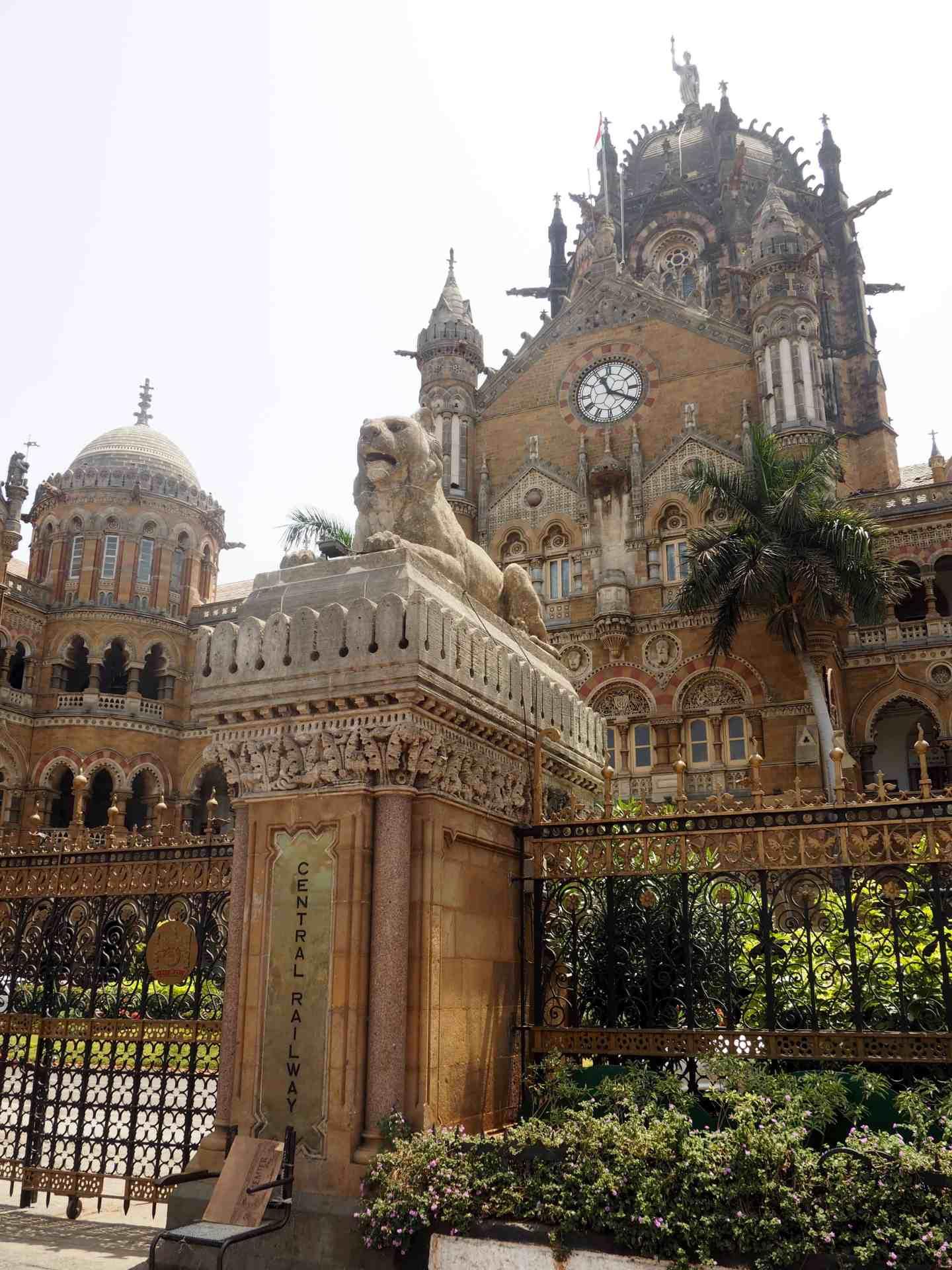 terminus station mumbai