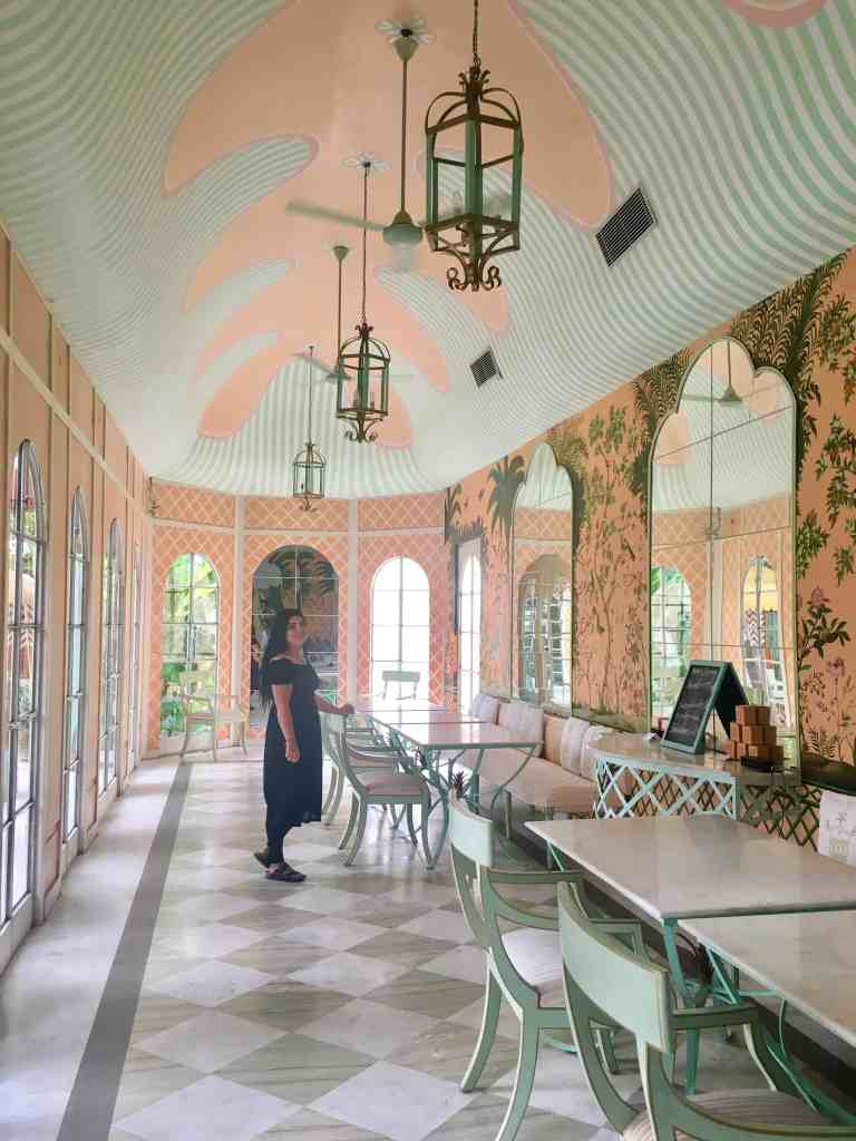 CAFÉ PALLADIO: JAIPUR'S MOST EXQUISITE CAFÉ