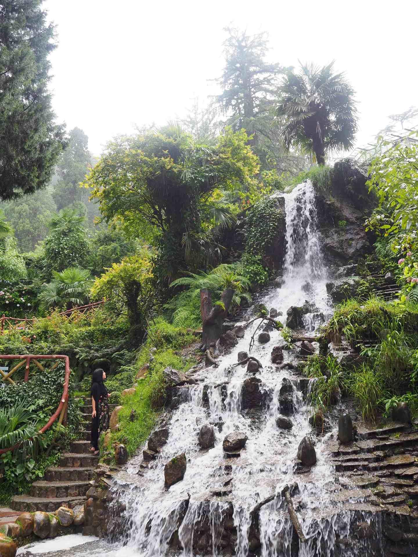 mussoorie municipal gardens
