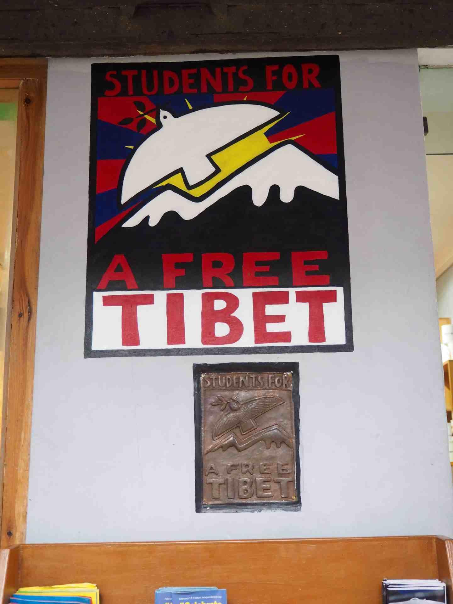 freedom for tibet dharamsala