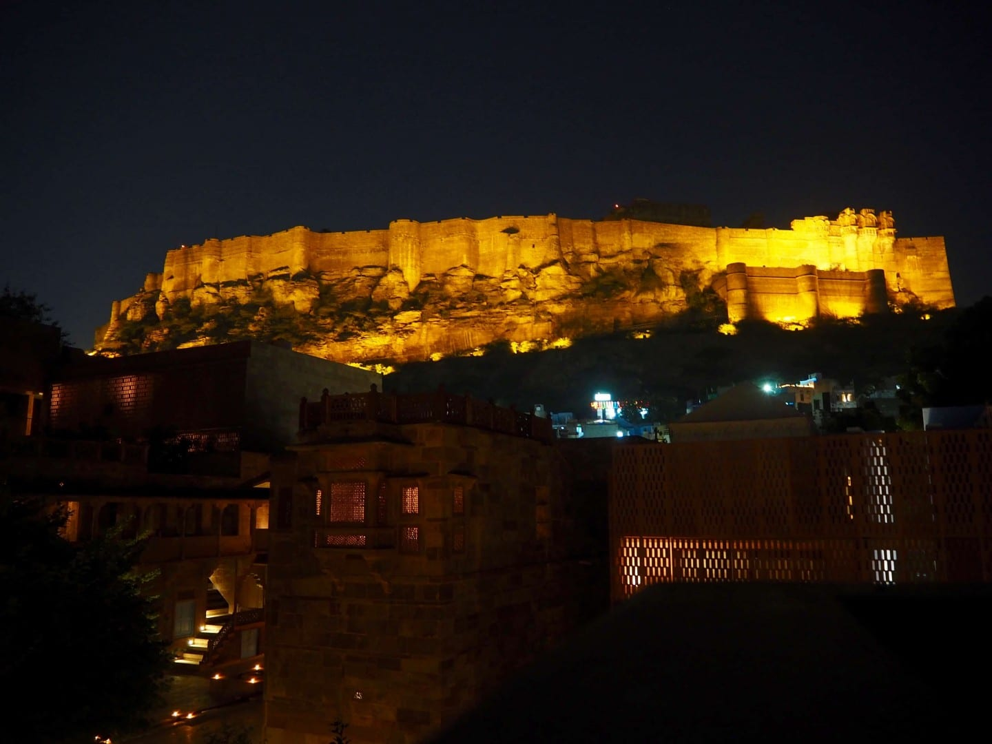 Jodhpur blue city