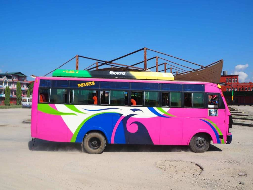A HELPFUL & SIMPLE GUIDE TO BUS TRAVEL IN NEPAL
