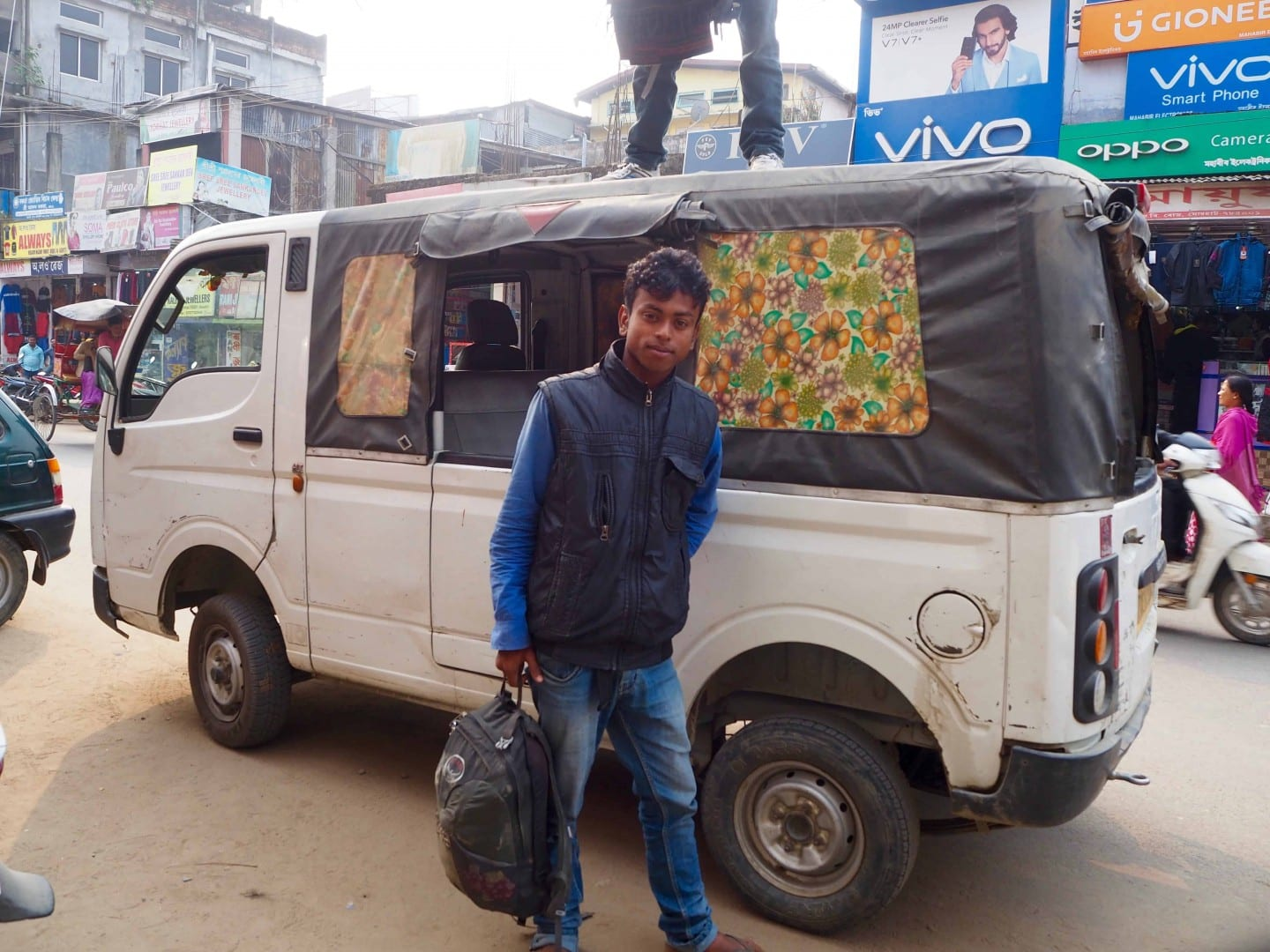 public transport tips north east india