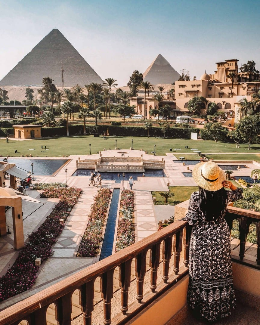Marriott Traveler Blog Mena House Hotel Cairo 6 Reasons Why It S The Best Hotel