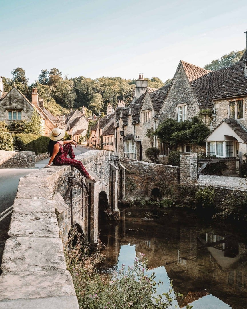 A QUICK GUIDE TO CASTLE COMBE: THE PRETTIEST VILLAGE IN ENGLAND