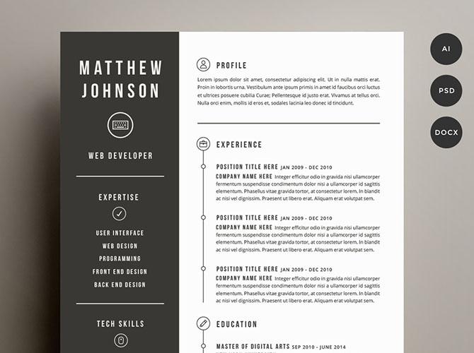 PowerPoint  Resume Designer - ThirdHand Bangladesh - powerpoint designer resume