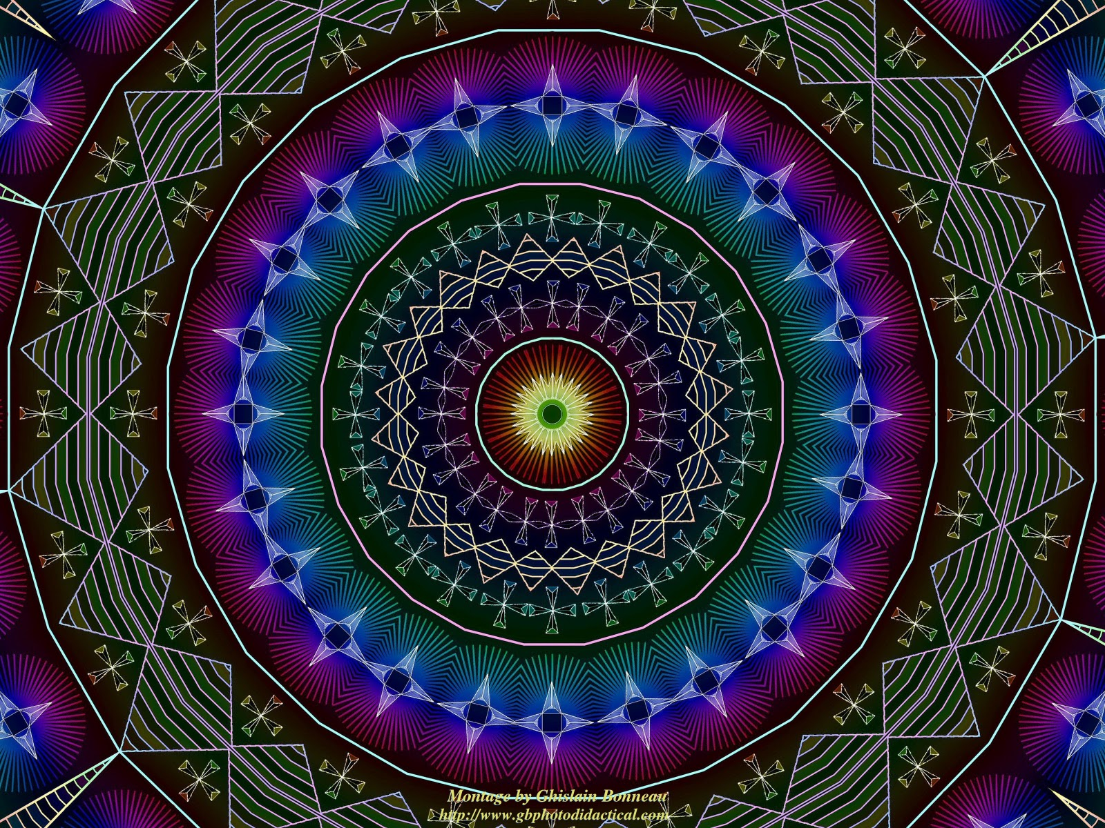 Hyperspace 3d Wallpaper Take A Shamanic Journey With Yucatecan Trance Induction