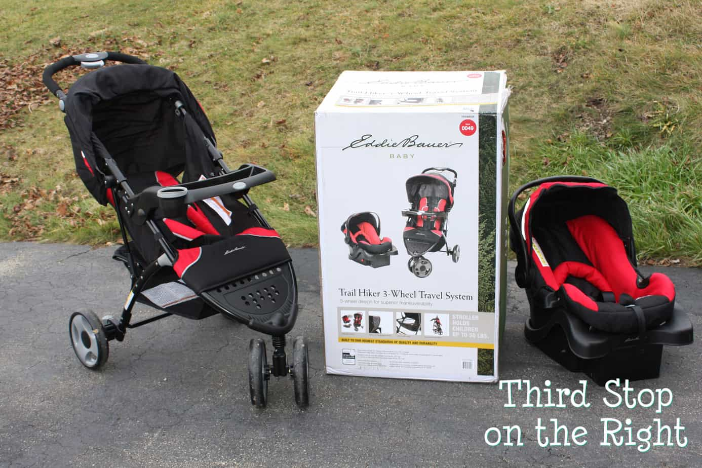 Car Seat Stroller Travel System Reviews Eddie Bauer Trail Hiker 3 Wheel Travel System Review Third