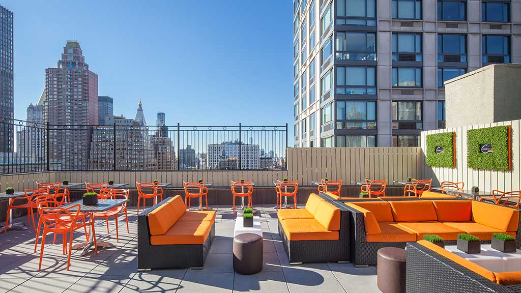 Restaurant Toit Terrasse New York Best Rooftop Bars In New York City To Drink