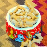 Easy Homemade Dog Treats - Chicken Treat