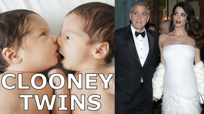 Baby Bassinet On Plane George Clooney Amal Alamuddin Take Their Newborn Twins