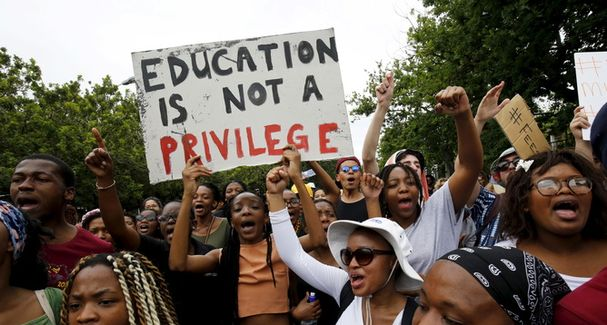 Fees Must Fall This Sustainable Life - Study Online In South Africa