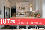 10 Tips for your Kitchen Remodel