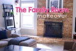 The Family Room Makeover